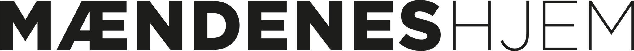 Mændenes hjem Logo